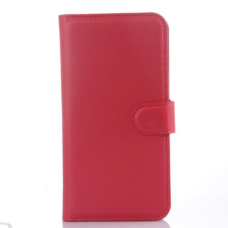 Чехол-книжка Bookmark для Meizu MX5 red