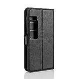 Чехол-книжка Bookmark для Meizu Pro 7 Plus black, фото 2