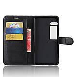 Чехол-книжка Bookmark для Meizu Pro 7 Plus black, фото 4
