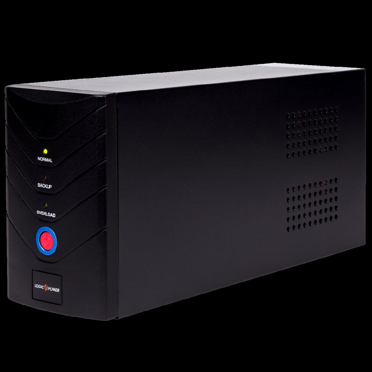 ИБП линейно-интерактивный LogicPower LP 1200VA(840Вт)
