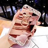 Чохол-накладка TPU Luxury Bear rose gold для Xiaomi Redmi 3S, фото 2