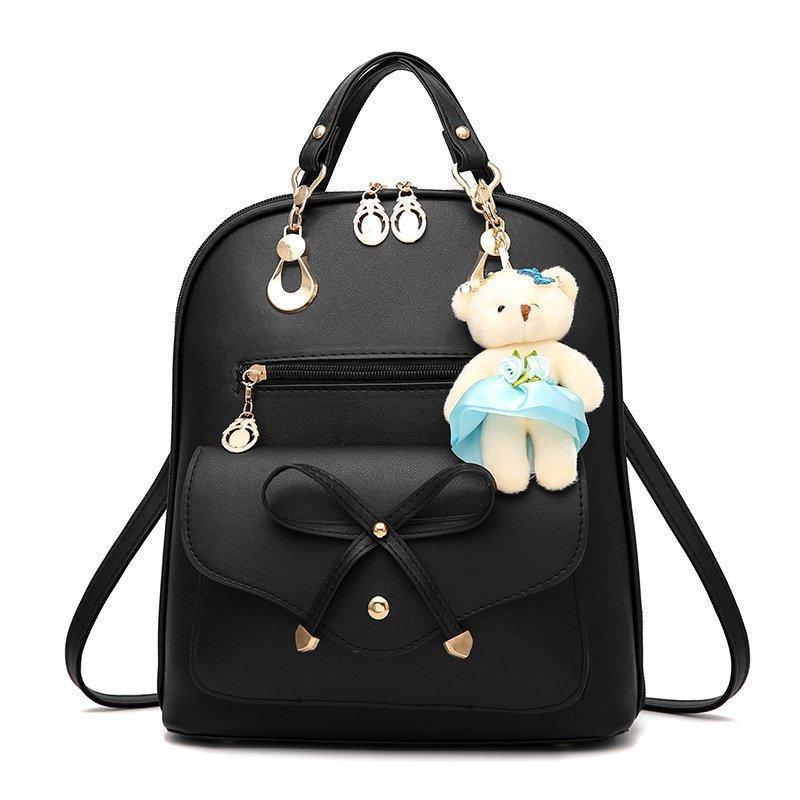 Рюкзак женский Candy Bear bantyk black