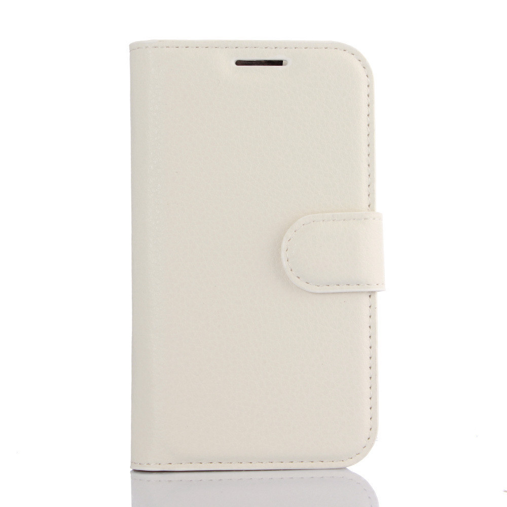 Чехол-книжка Bookmark для Samsung Galaxy J1 Duos Mini white