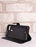 Чехол-книжка Bookmark для Xiaomi Redmi 6 black, фото 5