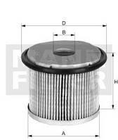 Фильтр топливный SCUDO JUMPY EXPERT 1.9D/1.9TD 96-06 11-14 323 0002 MEYLE