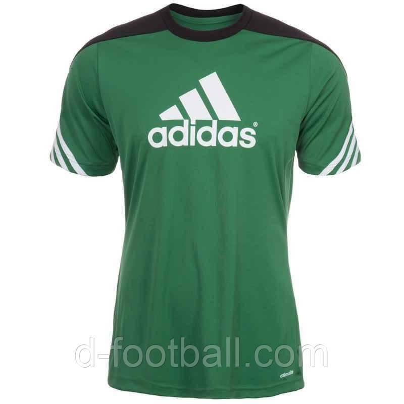 5dc7dea2e65 Спортивная футболка Adidas SERENO 14 TRAINING JERSEY купить