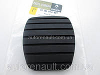 Накладка педали тормоза (L=62mm) на Рено Трафик 01-> Renault (оригинал) 8200874407