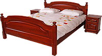 Кровать из натурального дерева Прима 160х190