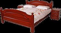 Кровать из натурального дерева Прима 180х190