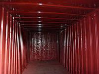 Морской стандартный контейнер 20 футов