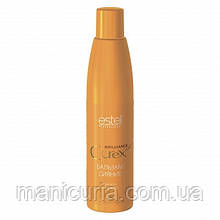 Бальзам-сияние Estel CUREX BRILLIANCE для всех типов волос, 250 мл