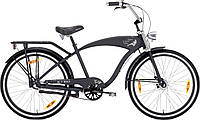 """Велосипед круизер Bulls BC-17 26"""" (3 Gg) 548-21846 черный , фото 1"""