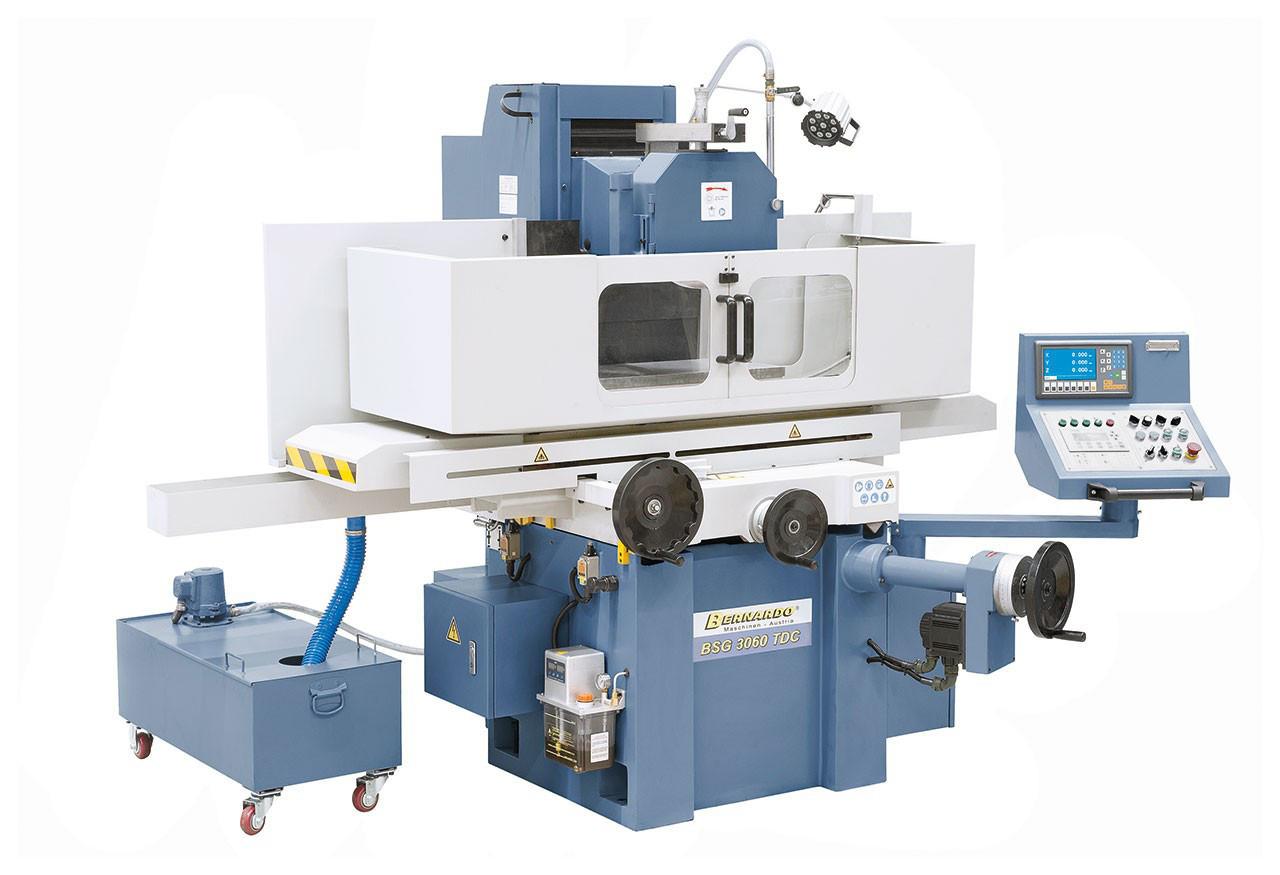 Плоскошлифовальная машина / Плоскошлифовальный станок по металлу BSG 3060 TDC Bernardo