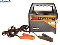 Зарядное устройство для автомобильного аккумулятора CarCommerce HB-1206S 6А 6-12V
