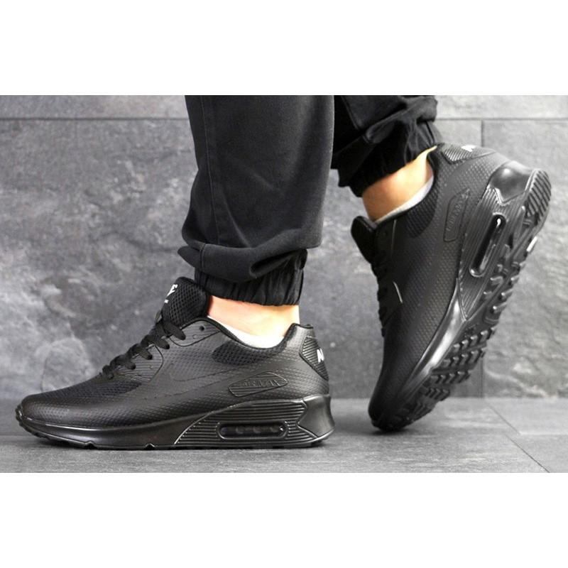 4a270f51 Мужские кроссовки Nike Air Max 90 Hyperfuse черные р.43 Акция -51%!, цена 1  150 грн., купить в Киеве — Prom.ua (ID#955095948)