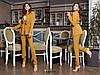 Жіночий костюм, брюки-дудочки і подовжений піджак, костюмна тканина. Розмір: 42-44. Різні кольори. (Р 2458), фото 6