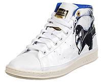 Кроссовки Adidas Darth Vader белые, фото 1