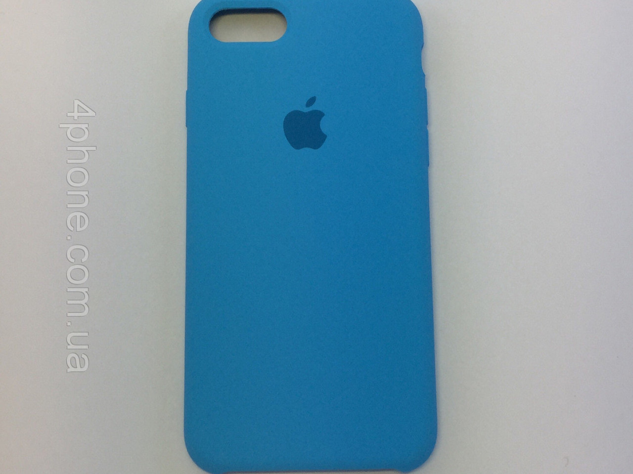 "Чехол - Silicon Case для iPhone ""Монарх - №16"" - copy orig."