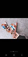 Босоножки Louis Vuitton. Зеркальная копия.