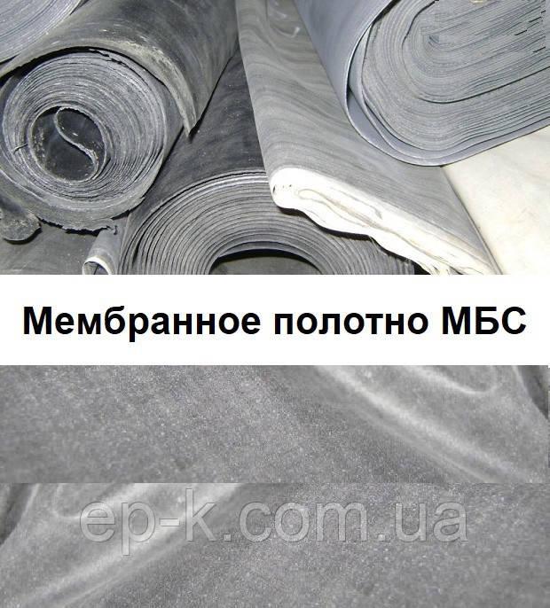 Мембранне полотно МБС 2,0 мм, розмір 200*500 мм