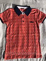 Детские поло для мальчиков Safari,разм 6-9(116-134 см), фото 1