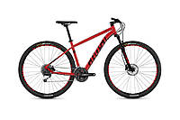 "Велосипед Ghost Kato 4.9 29"" , рама XL,красно-черный,  2019"