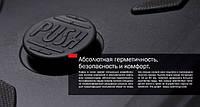 Резиновый ковер  в багажник для Kia Mohave (EN) (2008) (5 мест)