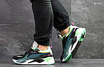Мужские кроссовки Puma RS Running System (зелено/серые), фото 5