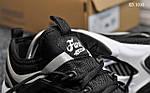 Мужские кроссовки Reebok Fury (черно/белые), фото 3