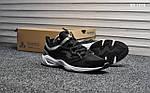 Мужские кроссовки Reebok Fury (черно/белые), фото 5