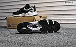 Мужские кроссовки Reebok Fury (черно/белые), фото 6