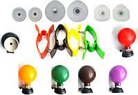 Электроды на ЭКГ (многоразовые и одноразовые)