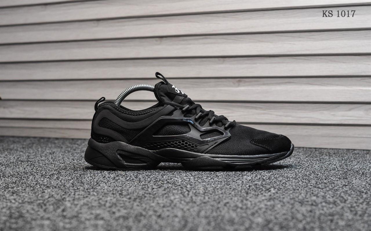 Мужские кроссовки Reebok Fury (черные)