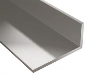 Уголок алюминиевый разносторонний 15х10х2 сплав АД31 Т5