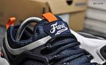 Мужские кроссовки Reebok Fury (синие), фото 3