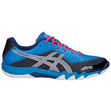 Кросівки чоловічі для бадмінтону і сквошу Asics Gel-Blade 6 (R703N-400)