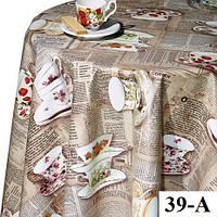 Клеенка на стол Dekorama 39A. Рулон. Турция.