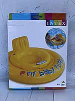 Надувной круг для малыша Intex Диаметр 70 см артикул 56585