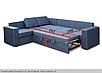 Угловой диван Аскольд B-32 Вика (раскладной), фото 4