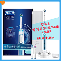 Зубная щетка Braun ORAL-B Smart 6 6000N