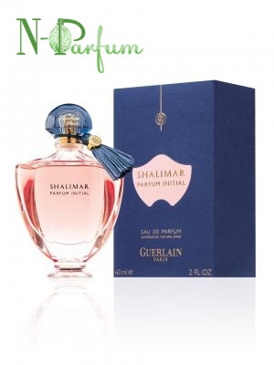 Initial Парфюмированная Водапробник1 Guerlain Parfum Shalimar Мл XiuZPk