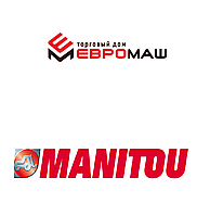 563489 Фиксатор 2015 Manitou (Маниту) OEM (оригинал)