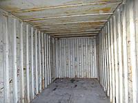 Транспортный морской контейнер 20 футов