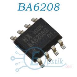 BA6208G, драйвер двигателя, SOP8