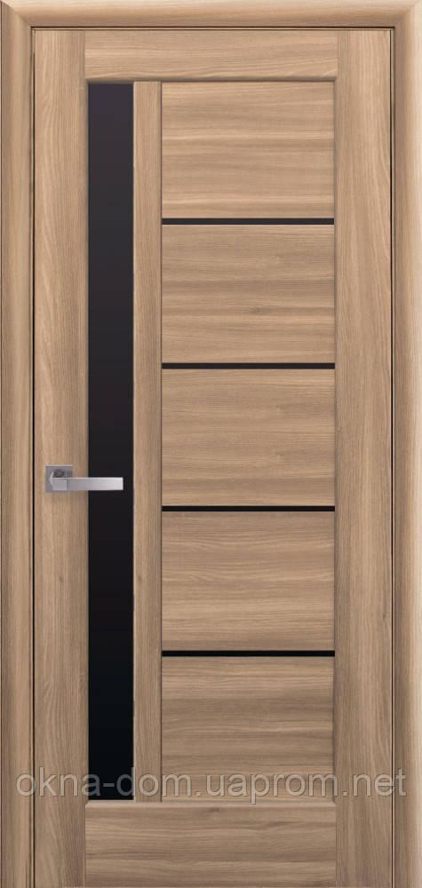Двери межкомнатные Новый Стиль Грета BLK ПВХ DeLuxe