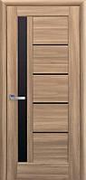 Двери межкомнатные Новый Стиль Грета BLK ПВХ DeLuxe, фото 1