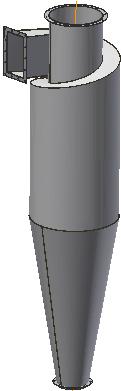 Циклон ЦН-11-400х4СП