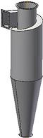 Циклон ЦН-11-500х4СП
