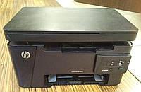 МФУ HP LaserJet Pro MFP M125A б/у, фото 1