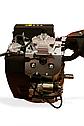 Двигатель бензиновый WEIMA WM2V78F (2 ЦИЛ., ВАЛ КОНУС, 20 Л.С.), фото 5